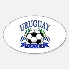 Uruguay Soccer designs Decal