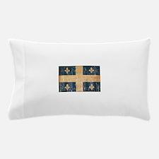 Quebec Flag Pillow Case