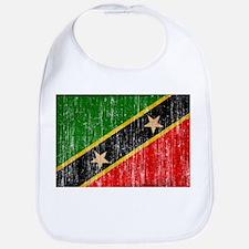 Saint Kitts Nevis Flag Bib