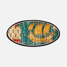 Saint Pierre and Miquelon Flag Patches