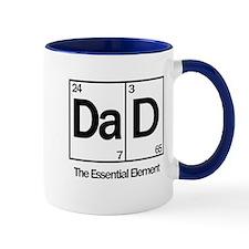 All American Dad Small Mug