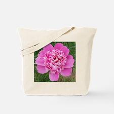 Pink Peonie Tote Bag