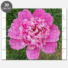 Pink Peonie Puzzle