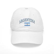 Argentina Soccer designs Baseball Cap