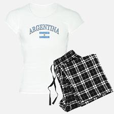 Argentina Soccer designs Pajamas