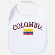 Colombia Soccer designs Bib