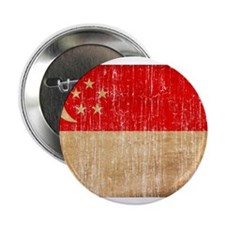 """Singapore Flag 2.25"""" Button (100 pack)"""
