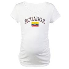 Ecuador Soccer designs Shirt