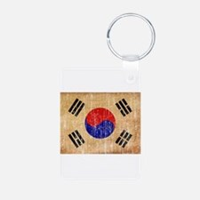 South Korea Flag Keychains