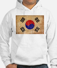 South Korea Flag Hoodie