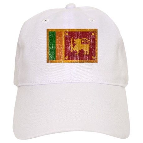 Sri Lanka Flag Cap
