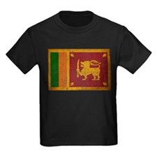 Sri Lanka Flag T