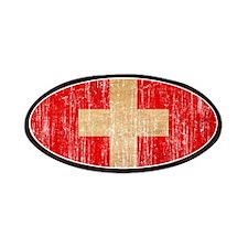 Switzerland Flag Patches