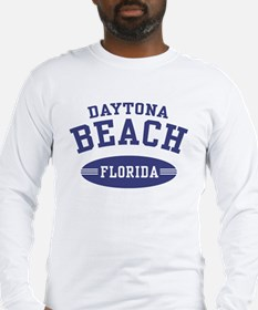 Daytona Beach Florida Long Sleeve T-Shirt