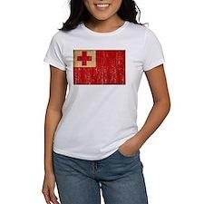 Tonga Flag Tee