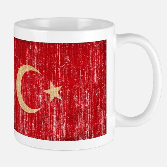Turkey Flag Mug