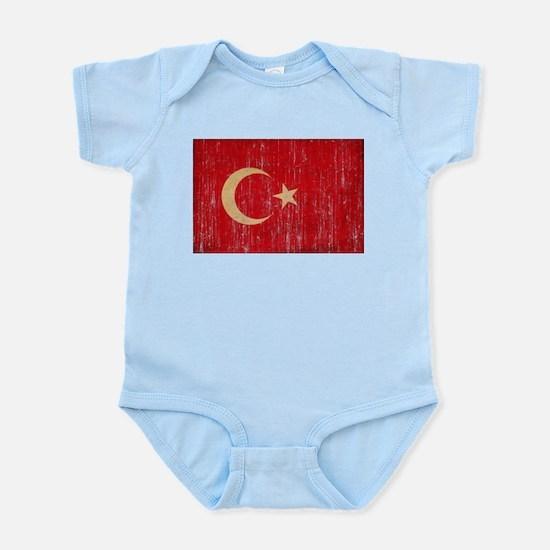 Turkey Flag Infant Bodysuit