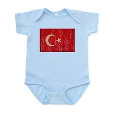 Turkey Flag Onesie