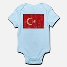 Turkey Flag Onesie