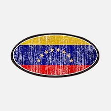 Venezuela Flag Patches