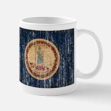 Virginia Flag Mug