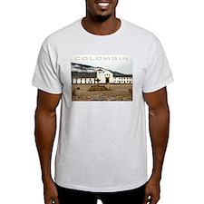 Villa de Leyva Ash Grey T-Shirt