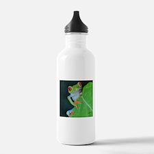 Peekaboo Tree Frog Water Bottle