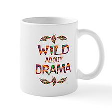 Wild About Drama Mug