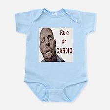 Zombie Cardio Infant Bodysuit