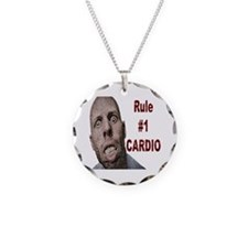 Zombie Cardio Necklace