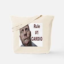 Zombie Cardio Tote Bag