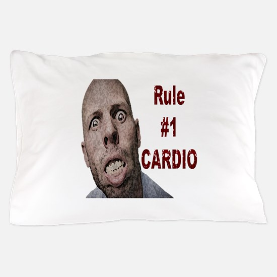 Zombie Cardio Pillow Case