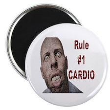 Zombie Cardio Magnet