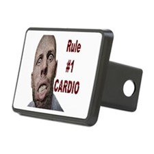Zombie Cardio Hitch Cover