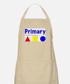 Primary Colors BBQ Apron