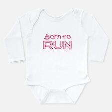 borntorun pink1 Body Suit