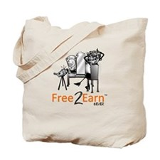 Hair Fixin Free 2 Earn 4Ever Tote Bag