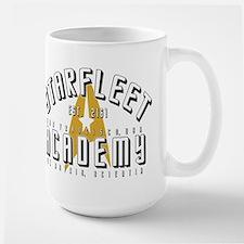 Starfleet Academy Star Trek Original Large Mug