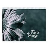 Vintage floral Calendars