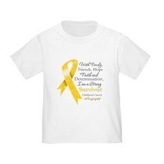 Survivor Childhood Cancer T