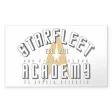 Starfleet Academy Star Trek Or Decal