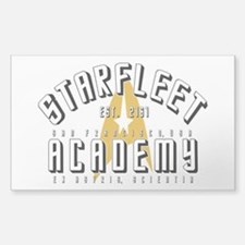 Starfleet Academy Star Trek Or Decal
