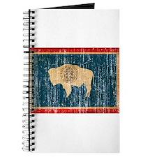 Wyoming Flag Journal