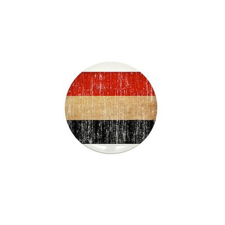 Yemen Flag Mini Button (10 pack)