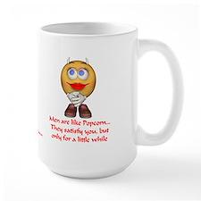 Popcorn... Mug