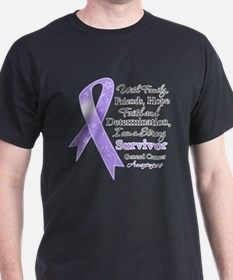 Strong Cancer Survivor T-Shirt