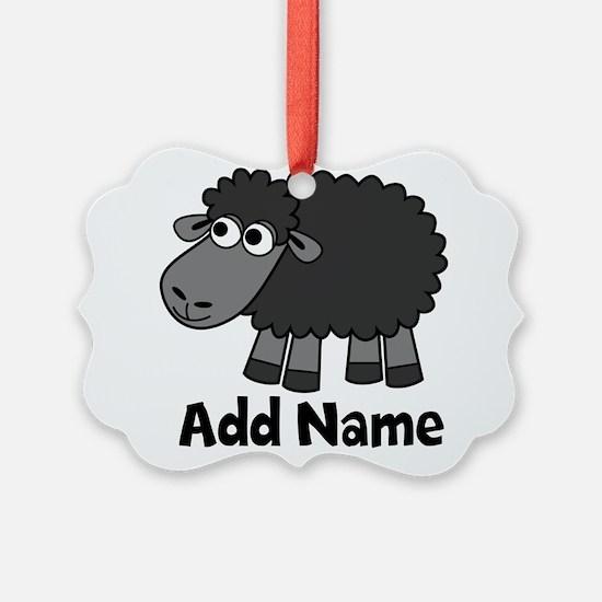 Add Name - Farm Animals Ornament
