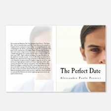 Angel Darkside The Perfect Date Postcards (Package