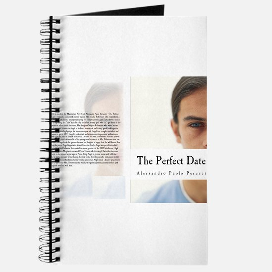 Angel Darkside The Perfect Date Journal