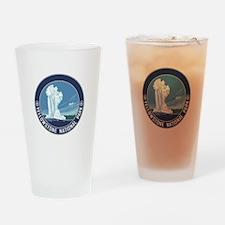 Yellowstone Travel Souvenir Drinking Glass
